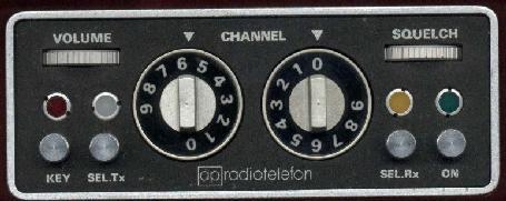 AP2000 100-kanavainen versio