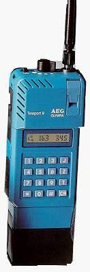 Mobira HB/HC/HD30 (AEG Teleport 9)