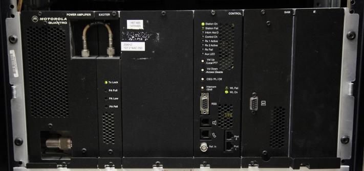 Motorola Quantro VHF R1